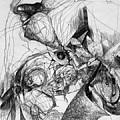 Fantasy Drawing 1 by Svetlana Novikova