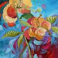 Fantasy Garden  by Linda Monfort