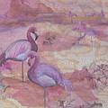 Fantasy In Pink by Sandy Clift