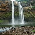 Fantasy Island Falls by Michael Peychich