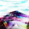 Fantasy Mountain by David Lane