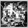Fantasy Tiles Abstract by Jennifer Stackpole