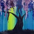 Fantasy Tree by Pamula Reeves-Barker