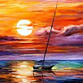 Far And Away by Leonid Afremov