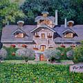 Far Niente Winery by Gail Chandler