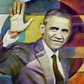 Farewell Obama by WD Mancini