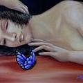 Farfalla - Butterfly by Davide Nava