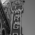 Fargo Nd Theater Sign by John McGraw
