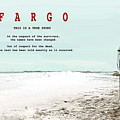 Fargo, This Is A True Story, Art Poster by Thomas Pollart