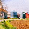 Farm Around The Corner by Kim Blaylock