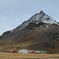 Farm At The Base Of Mt Stapafell by DejaVu Designs
