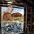 Farm Buildings by Randy Waln
