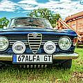 Farm Car - Alpha Gt by George Buxbaum