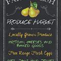 Farm Fresh Produce by Debbie DeWitt