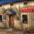 Farm Fresh Produce by Mel Steinhauer