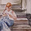 Farm Girl by Marsha Woods