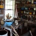 Farm Kitchen by Joanne Coyle