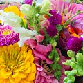 Farm Market Flowers by PhotohogDesigns