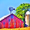 Farm Near Gettysburg by Bill Cannon