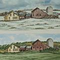 Farm Of Seasons by Charlotte Blanchard