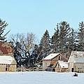 Farm On Echo Avenue by Bonfire Photography