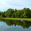 Farm Pond by Bill Barber
