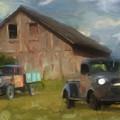 Farm Scene by Jack Zulli