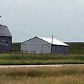 Farm Scene by James Pinkerton