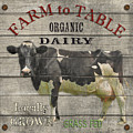 Farm To Table Dairy-jp2629 by Jean Plout