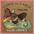 Farm To Table-jp2388 by Jean Plout