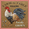 Farm To Table-jp2390 by Jean Plout