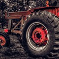 Farm Tractor by Garvin Hunter