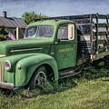 Farm Truck by Lynn Sprowl