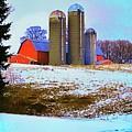 Farm Up Yander by Linda Simon