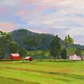 Farm, Washington County by Terri Messinger