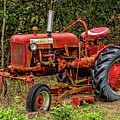 Farmall Cub by Christopher Holmes