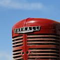 Farmall Tractor by Jeff Krouldis