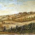 Farmer Plowing by Granger