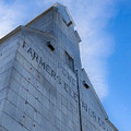 Farmers Grain Elevator, Power, Montana by Jerry Fornarotto