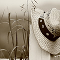 Farmers Hat by Brian Pflanz