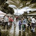Farmer's Market 2 by Wayne Sherriff