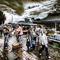 Farmer's Market 3 by Wayne Sherriff
