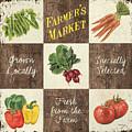 Farmer's Market Patch by Debbie DeWitt