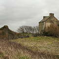 Farmhouse In County Clare by Marie Leslie