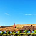 Farmhouse In Ecuador by Jess Kraft