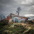 Farmhouse Memories - Homestead by Chris Bordeleau