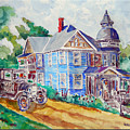 Farmhouse Near Atchison by Dennis Weiser