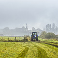 Farming In Clackmannan by Jeremy Lavender Photography