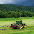 Farming New York State Before The July Storm 02 by Thomas Woolworth