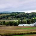Farmland In Pennsylvania by Eleanor Bortnick